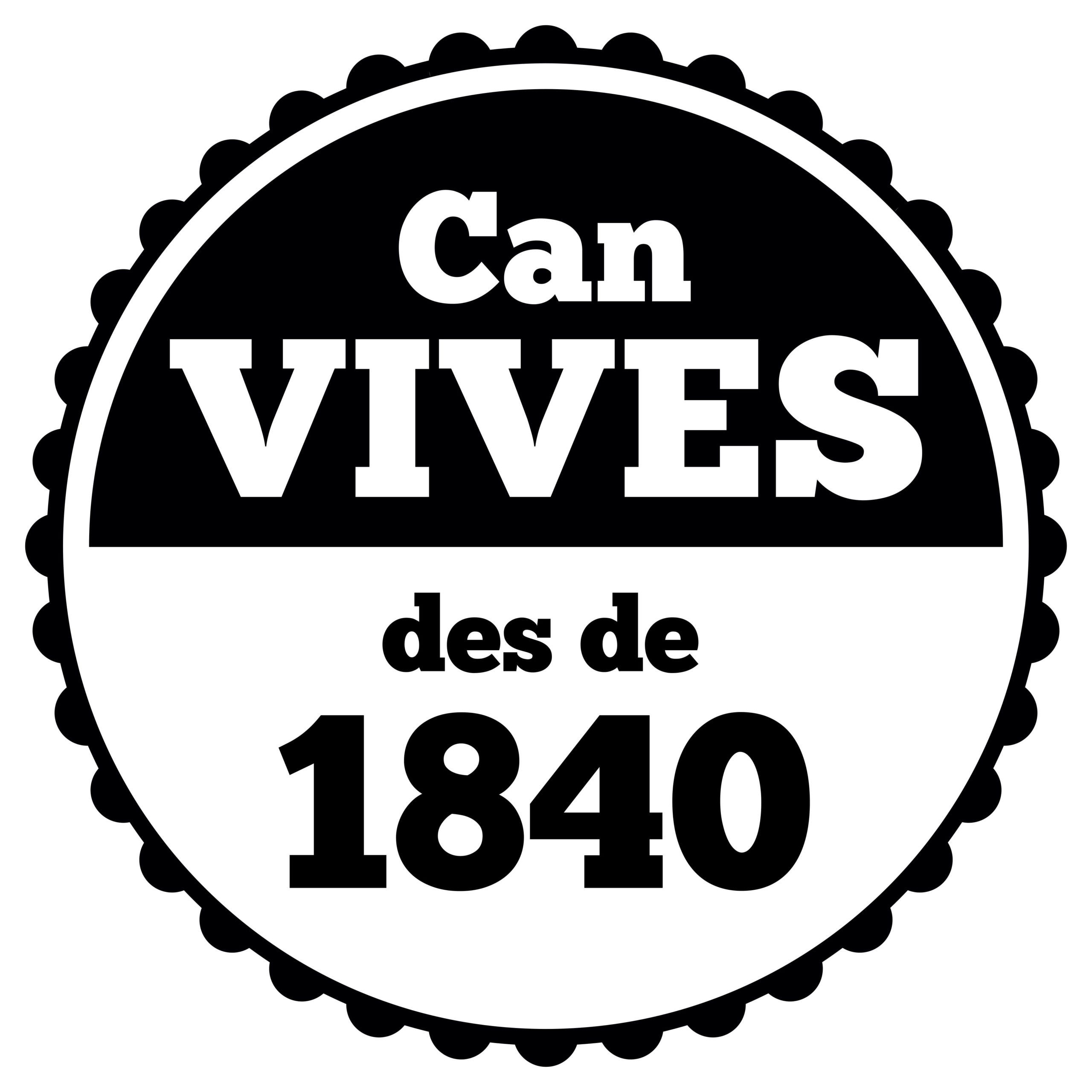 Can Vives carnissers des de 1840